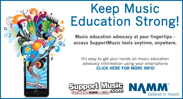 Support Music Advocacy