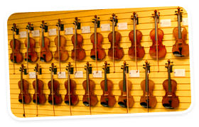 Minneapolis String Shop, Orchestra instrument