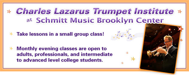 Charles Lazarus Group Trumpet Lessons at Brooklyn Center