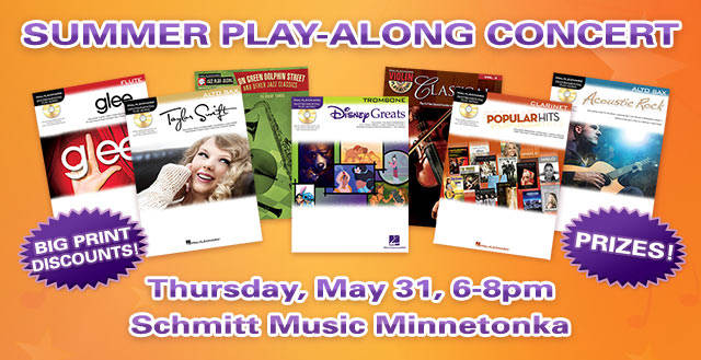 Summer Play-Along Concert
