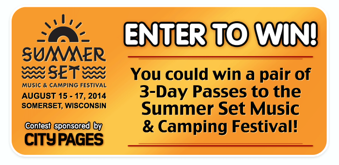 Win Tickets to Summer Set Music and Camping Festival