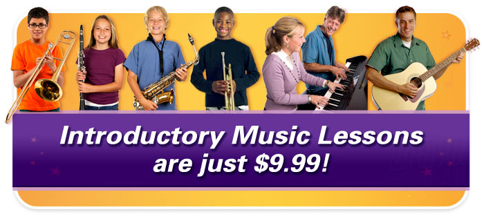 Take an intro lesson for $9.99