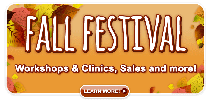 Fall Festival events
