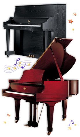 Steinway Selection event