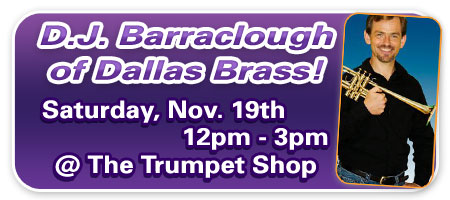 Dallas Brass' D.J. Barraclough – Trumpet Clinic – Brooklyn Center, MN