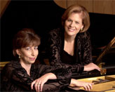 Steinway Artists Quattro Mani in Recital at Schmitt Music Denver