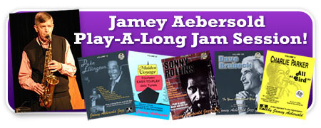 Jamey Aebersold Play-Along CD Jam Session – Brooklyn Center, MN
