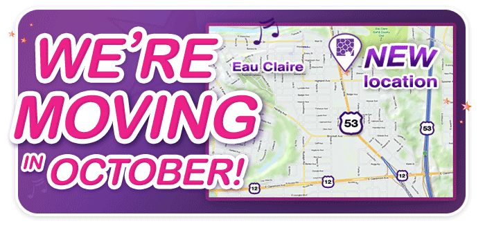 Schmitt Music Eau Claire is MOVING SOON!!