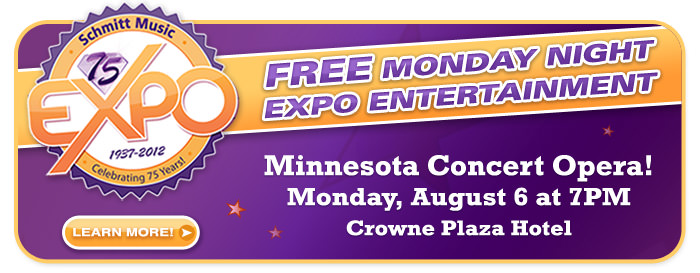Minnesota Concert Opera FREE EXPO Performance