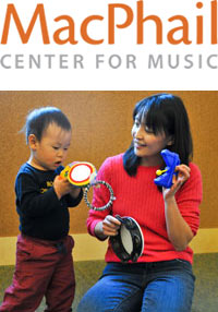 MacPhail Family Music Classes Now at Schmitt Music Edina