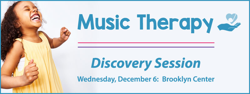 Music Therapy Information Meeting | Brooklyn Center