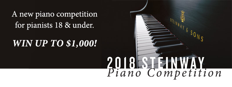 Steinway Piano Competition | Brooklyn Center, MN