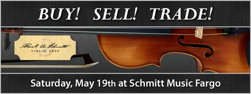 Buy, Sell, Trade Orchestra Instrument Event | Fargo, ND
