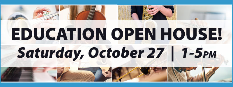 Education Open House | Woodbury