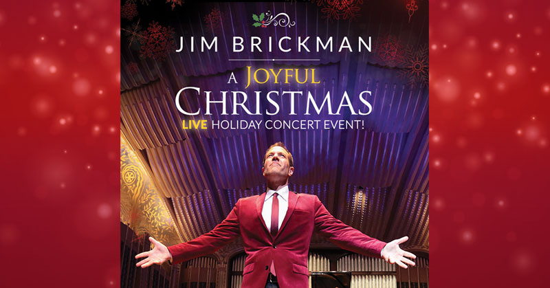 Jim Brickman Holiday Concert | Omaha, NE
