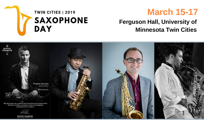 Twin Cities Saxophone Day | Minneapolis, MN