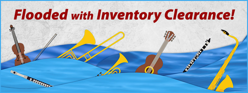 Flooded with Inventory Clearance Sale | Sioux Falls, SD