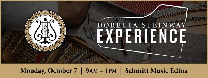 Doretta Steinway Experience | Edina, MN