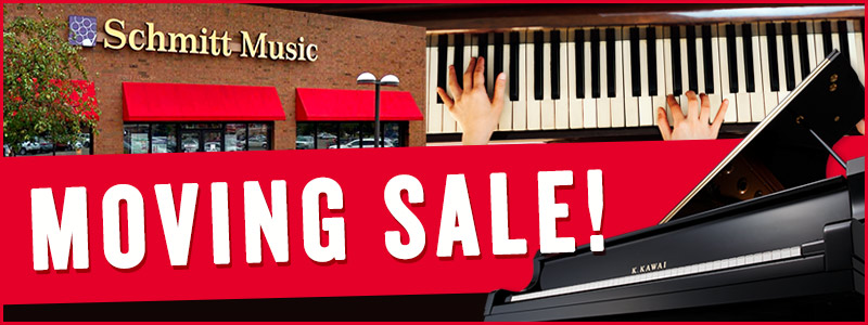 Moving Sale Piano Clearance | Burnsville, MN