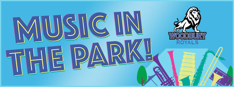 Percussion in the Park: Woodbury High School Percussion Ensemble