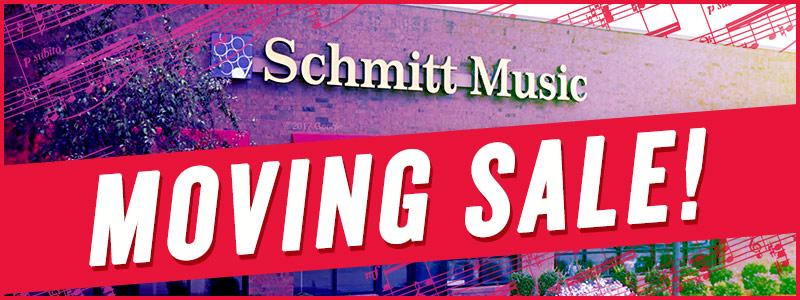 Burnsville Moving Sale | Instrument Clearance!