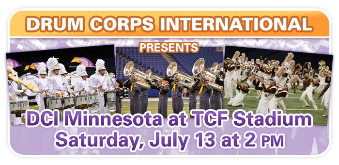 Schmitt Music hosts DCI MN Events – Brooklyn Center, MN