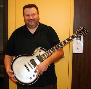 Congratulations ESP-LTD Guitar Winners!