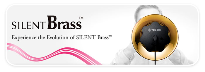 Introducing the NEW Silent Brass from Yamaha at your Schmitt Music store!