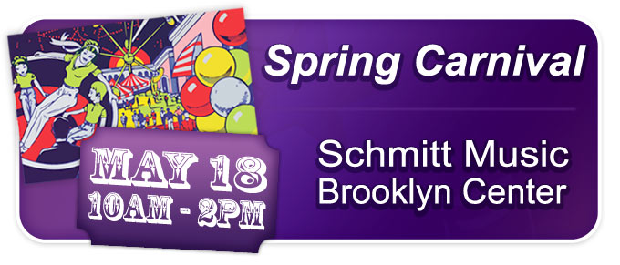 Spring Carnival for Music Directors at Schmitt Music Brooklyn Center