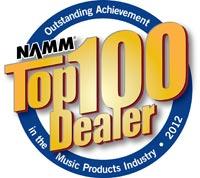 NAMM Announces Schmitt Music as a Top 100 Dealer