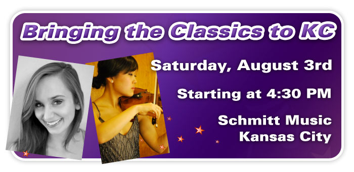 Bringing the Classics to KC – Kristen Doering and Maria Im Live!