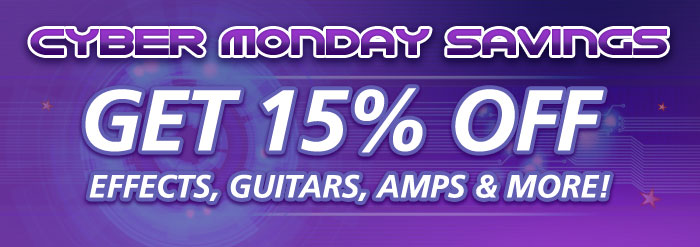 CYBER MONDAY SAVINGS ON NOW at your Schmitt Music store!