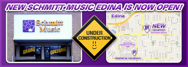 New Schmitt Music Edina Is Now Open!