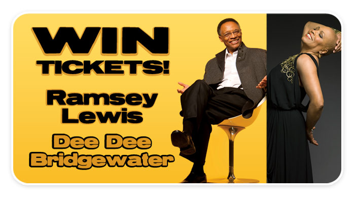 Ramsey Lewis & Dee Dee Bridgewater Live at The Dakota Jazz Club in Minneapolis!