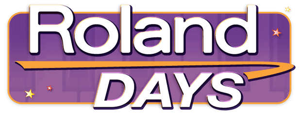 Roland Days Free Concerts presented by Pianist/Composer James Day