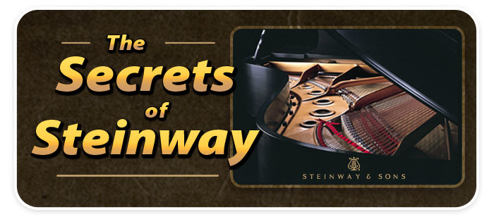 Secrets of Steinway at Schmitt Music Kansas City!