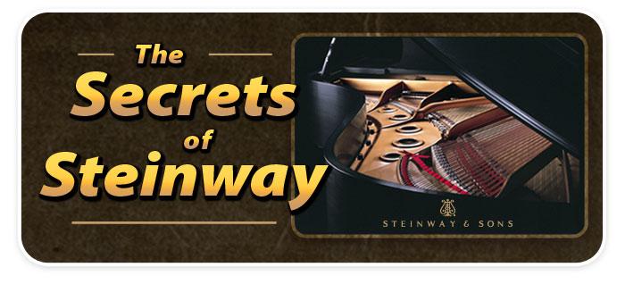 Secrets of Steinway at Schmitt Music Kansas City!