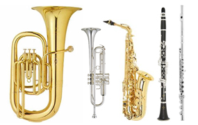 Band Instruments and Accessories at Schmitt Music