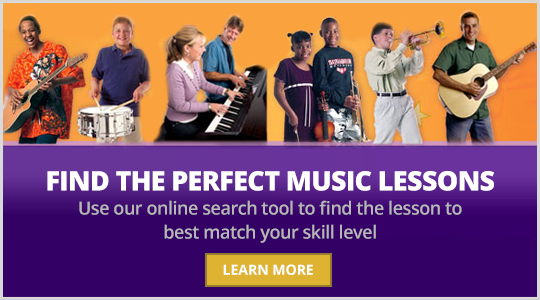 Schmitt Music Private Music Lessons Search Tool