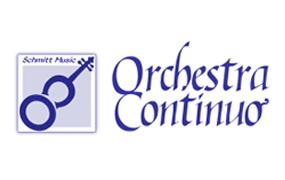 Orchestra Continuo Schmitt Music Orchestra Program