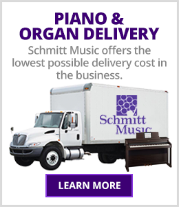 Piano & Organ Delivery