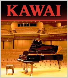 Kawai PIanos at Schmitt Music