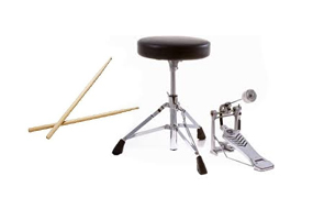 Schmitt Music - Drum and Percussion Accessories