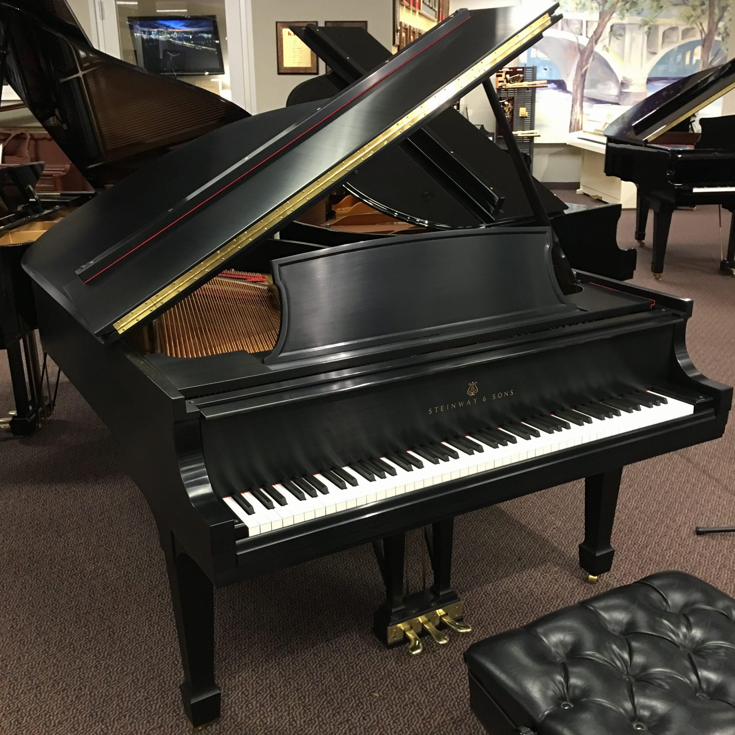 Restored Steinway L 1962 Grand Piano For Sale   Schmitt Music