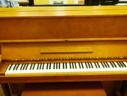 Vintage rebuilt used pianos for sale schmitt music for Used yamaha u1 price