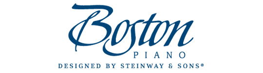 Boston Pianos, designed by Steinway