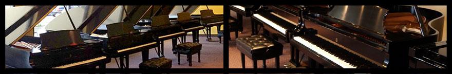 Schmitt Music Steinway Piano Showrooms