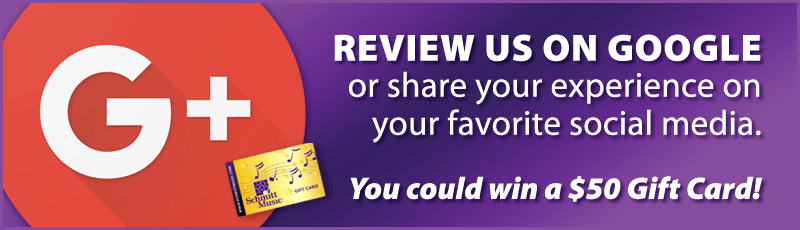 Review us on Google or share your experience on your favorite social media.