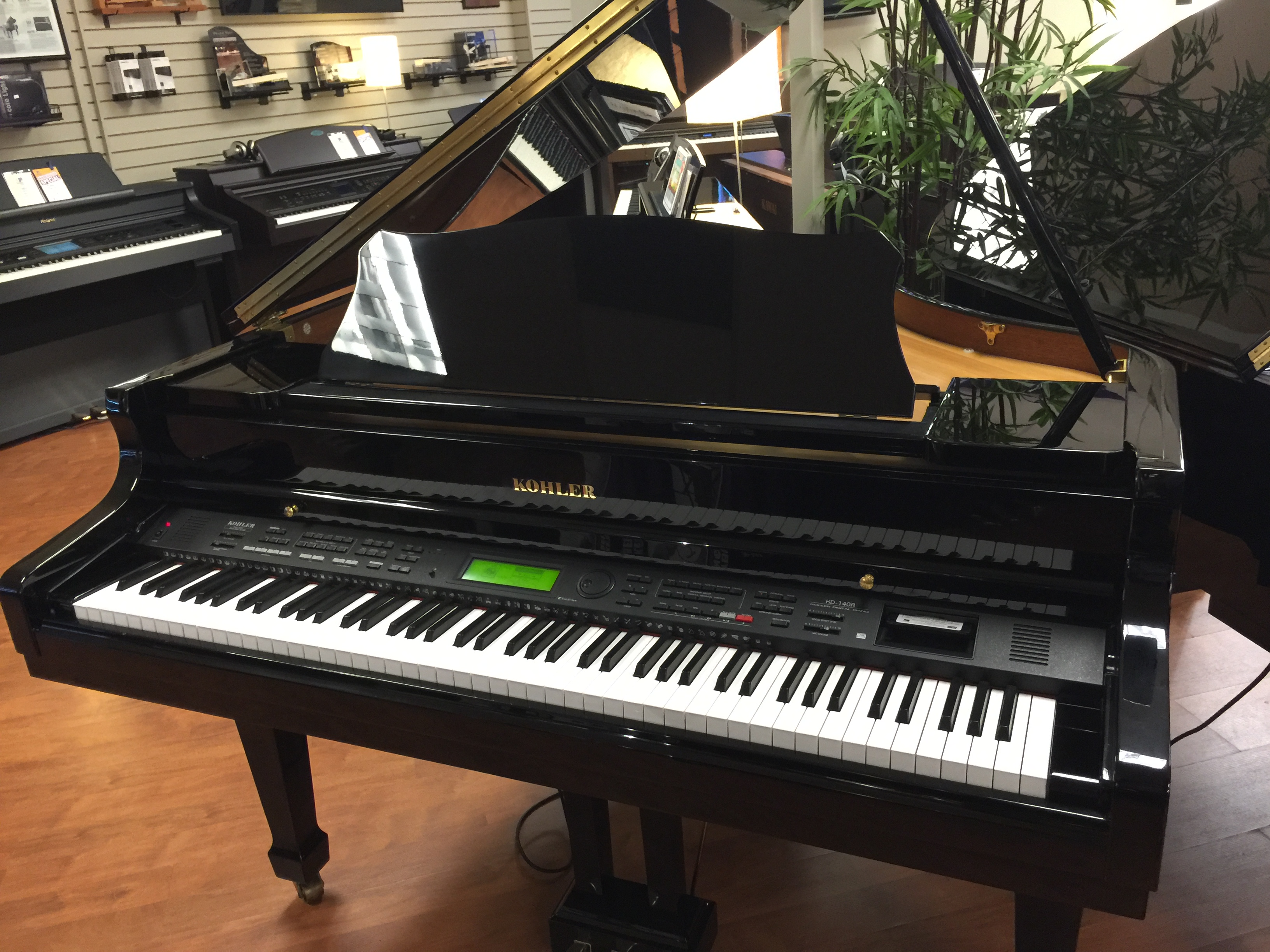 Digital Piano Grand : used kohler campbell digital baby grand piano for sale schmitt music ~ Russianpoet.info Haus und Dekorationen