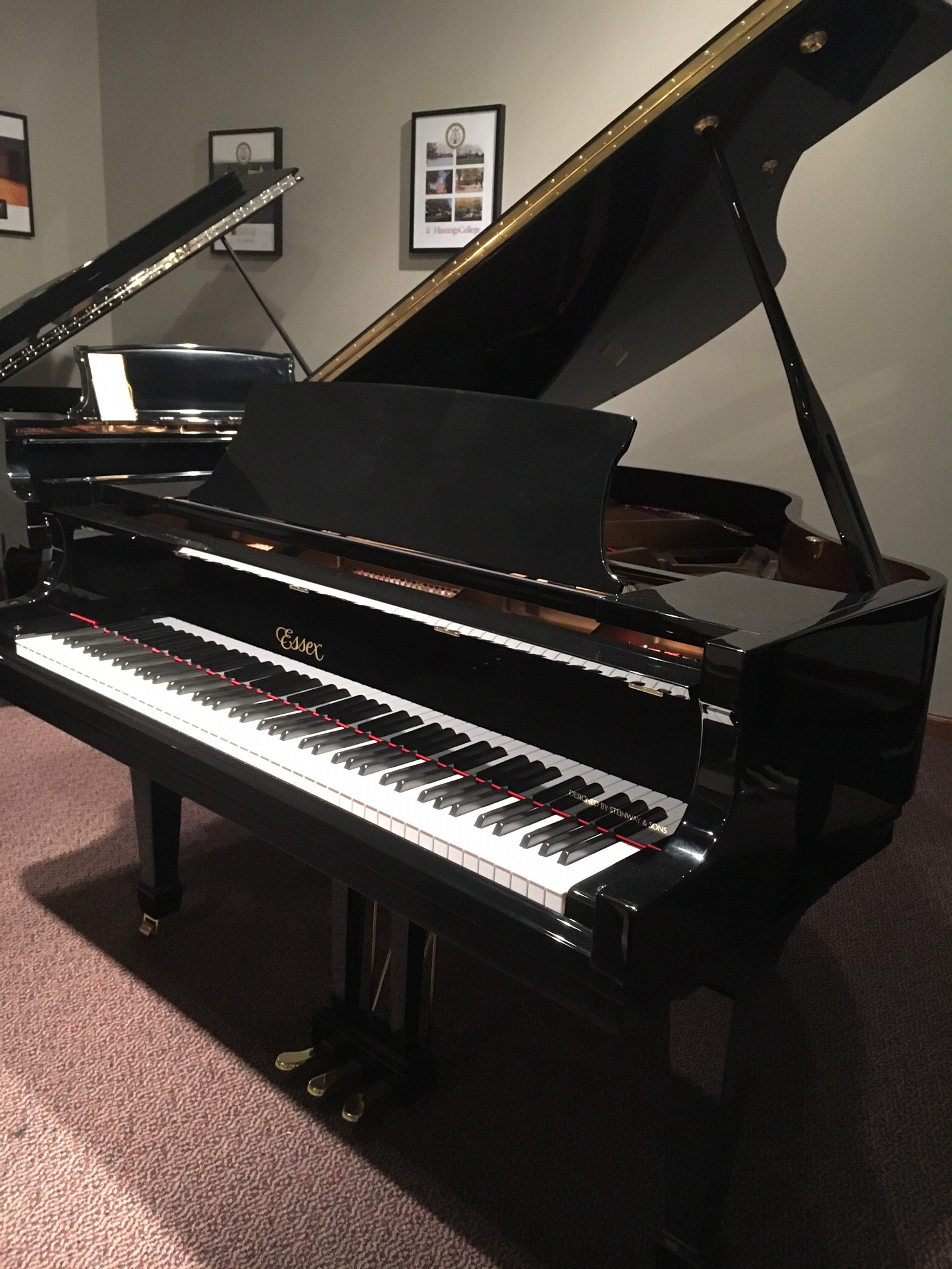 Used Essex Baby Grand Piano Schmitt Music